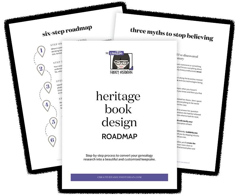 Heritage Design Roadmap