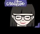 Creative Family Historian Logo